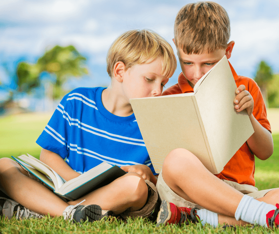 Does your child understand what they read? … All things reading comprehension.